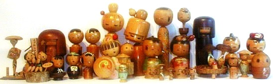 a history of kokeishi dolls of ancient japan The third generation, and present head of the family, began learning how to  make kokeshi dolls when he was 14 years old from his father and grandfather.