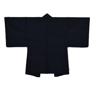 Blue Mens Haori