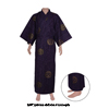 Ancient Coin Yukata, Purple-4