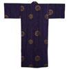 Ancient Coin Yukata, Purple-1