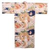 Great Sea Dragons Silk Kimono-1