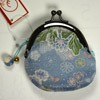 Owl purse - Blue-2