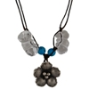 Sakura (Cherry blossom) Japanese Necklace with Beads-1