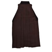 Brown Andon Hakama 2