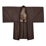 Brown Tree Haori