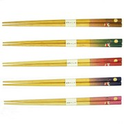 Japanese Chopsticks set of 5 - Usagi