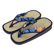 Dragon Smoke Zori Sandals