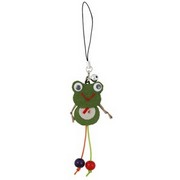 Frog  charm strap