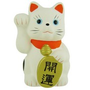 Lucky Cat money bank