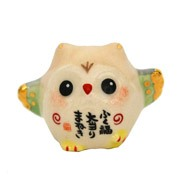 Lucky Owl Ornament - 3