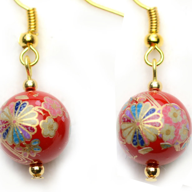 Shop for Origami Earrings and Kanji Pendants