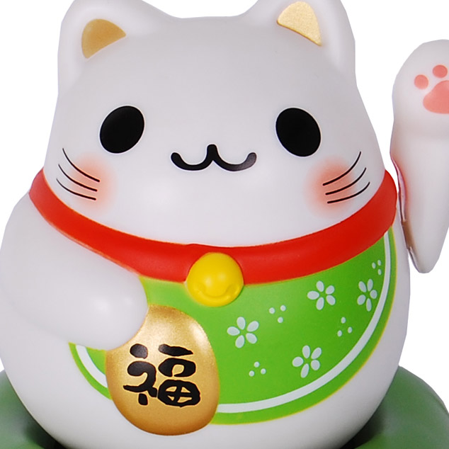 Including Manekineko Lucky Cats